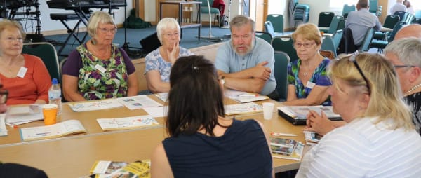 Carer support groups