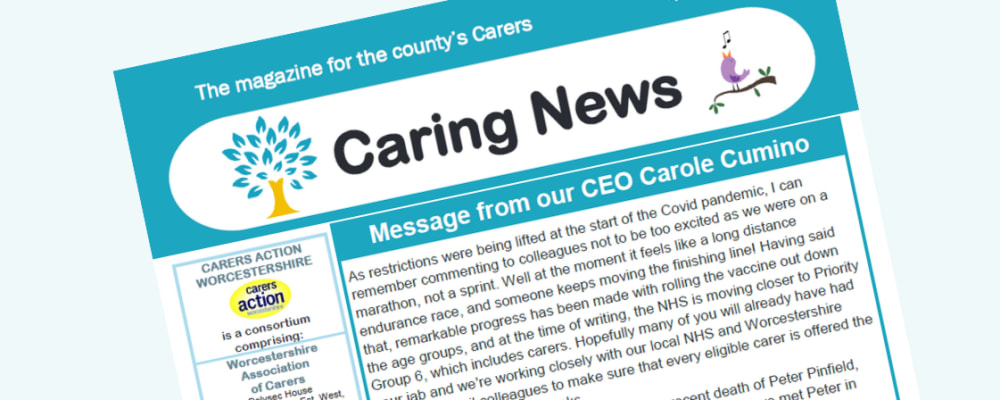 Information for Carers